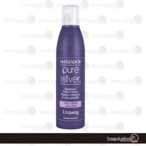 Shampoo Matizador Silver Loquay 250ml