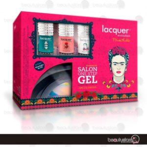 Starter Kit 3 Piezas Frida Kahlo Republic Nail
