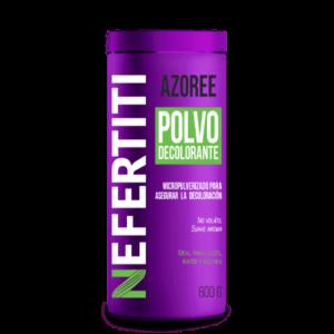 Decolorante 700gr Azoree + Peróxido Nefertiti