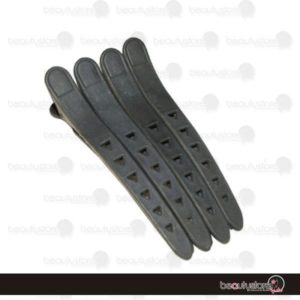 Clip Carbono Perforado Estilista