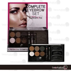 Set Maquillaje Para Cejas B02 Beauty Creations