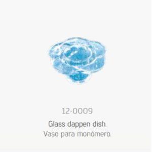 Goudete Cristal Flor Republic Nail