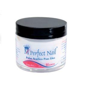 Acrílico Blanco 1onz Mod-20310 Perfect Nail