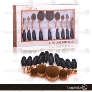 Brochas Ovaladas Beauty Creations