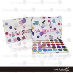 Paleta De Sombras Glitter 35 Tonos EG35 Beauty Creations