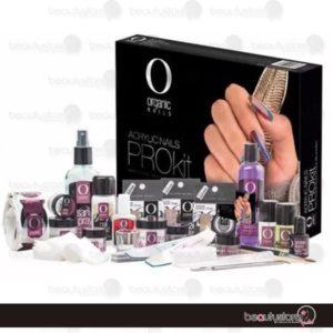 Kit Profesional Organic Nails