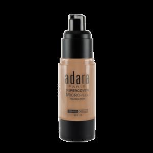 Maquillaje Super Cover Caramel Beige Adara