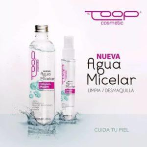Agua Micelar Células Madre Tu Toop 250ml