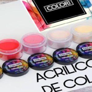 Acrilicos Color 7gr Colori