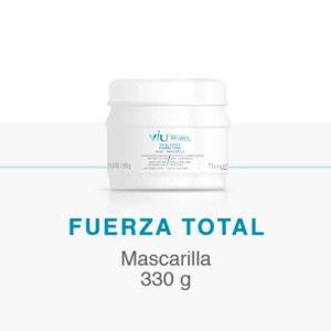 Mascarilla Fuerza VIU Nutrapel 330gr