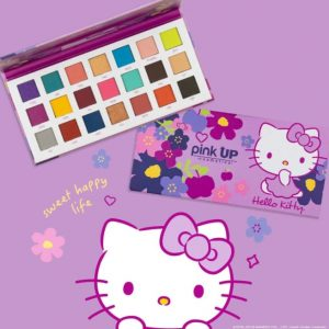 Sombras Hello Kitty PKP40 Pink Up