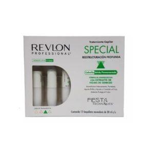 Ampolleta Reestructuración Profunda 20ml Revlon