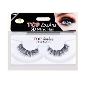Pestañas Tira 3D Mink Top Lashes
