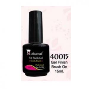 Gel Finish UV Ultranail 1/2oz