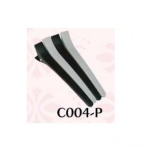 Clip Fibra De Carbono Perforado 115mm