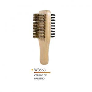 Cepillo Doble Cara Barbero WB-563 Globus
