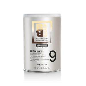 Decolorante BB Bleach High Lift 9 Tonos 400gr Alfaparf