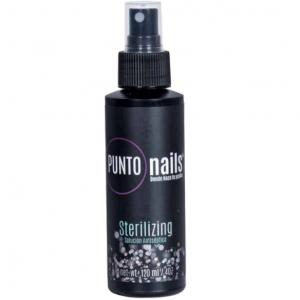 Solución Antiséptica 120ml Punto Nails
