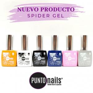 Spider Gel Telaraña Punto Nails
